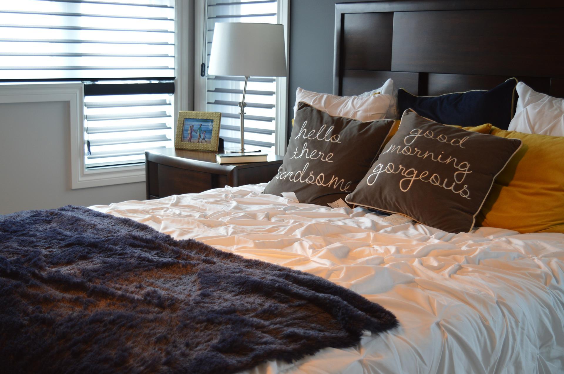 een aantal jaar dezelfde slaapkamer je slaapkamer een beetje zat wordt en wat anders wilt dit kan je door middel doen van je slaapkamer op te pimpen