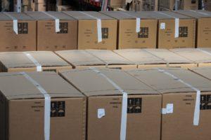 Dozen inpakken