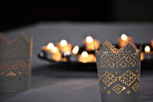 Kaarsen en windlichten