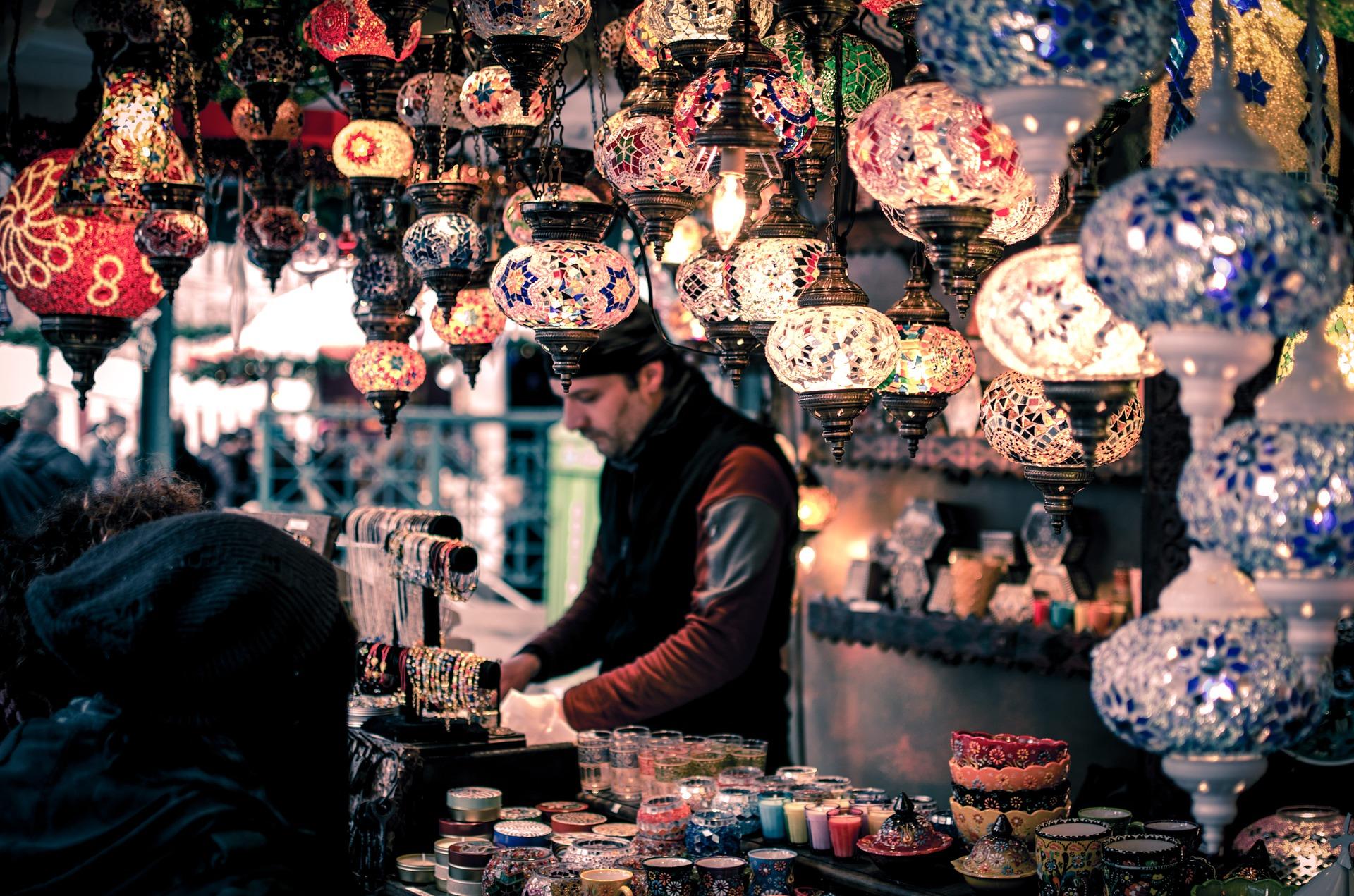 arabische lamp