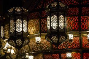 lamp arabisch