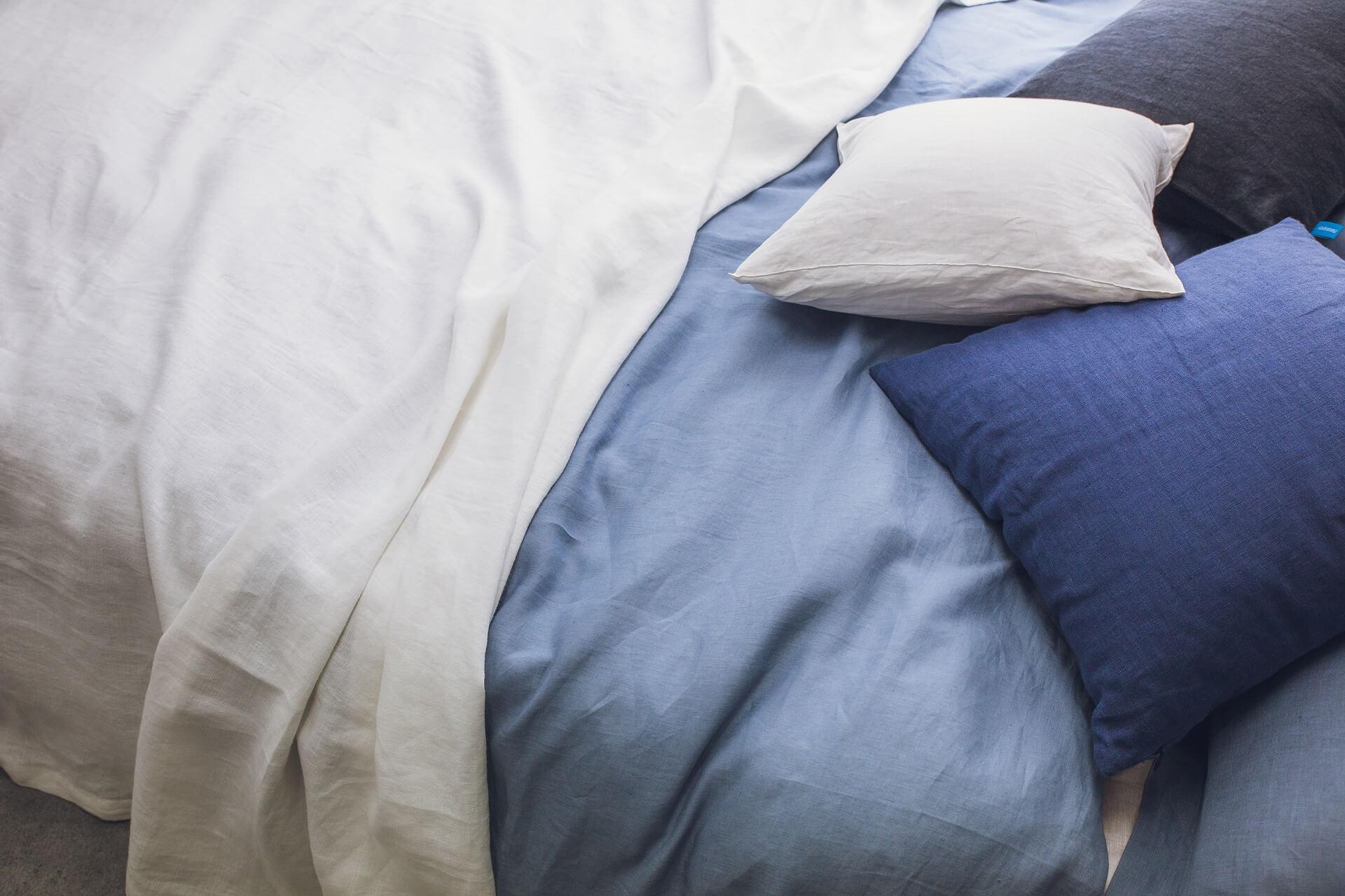 wollen onderdeken voor matras