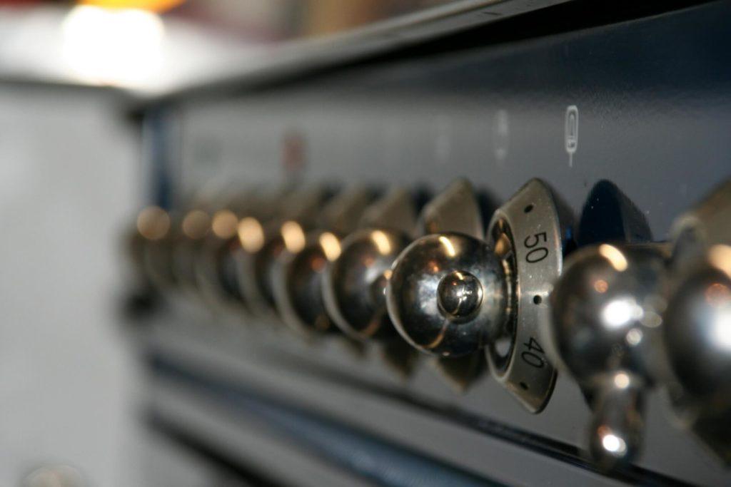 Schoonmaken oven exterieur