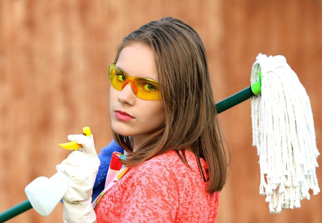 schoonmaken studentenhuizen