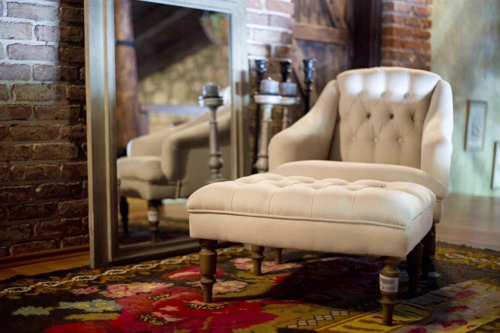 Kleuren en meubels