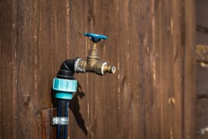 lage waterdruk